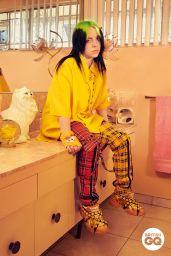 Billie Eilish - GQ UK July 2020 Photos
