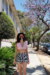 Blanca Blanco Summer Street Style 06/11/2020