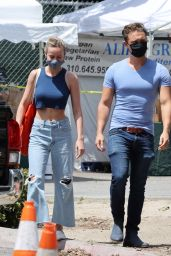 Brie Larson in Street Outfit 05/31/2020