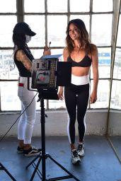 Brooke Burke - Brooke Burke Body App Photoshoot and Filming in Malibu 05/09/2020