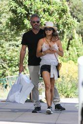 Brooke Burke - Shopping in Malibu 06/13/2020
