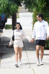 Camila Mendes and Grayson Vaughan - Out in Los Angeles 06/23/2020