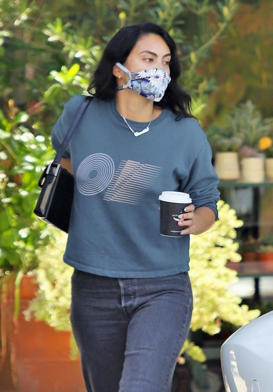 Camila Mendes - Shopping in LA 06/27/2020