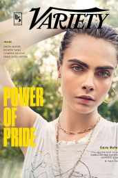 Cara Delevingne - Variety Magazine Pride Issue June 2020