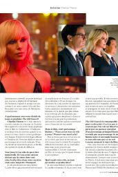Charlize Theron - Les Inrockuptibles 06/24/2020 Issue