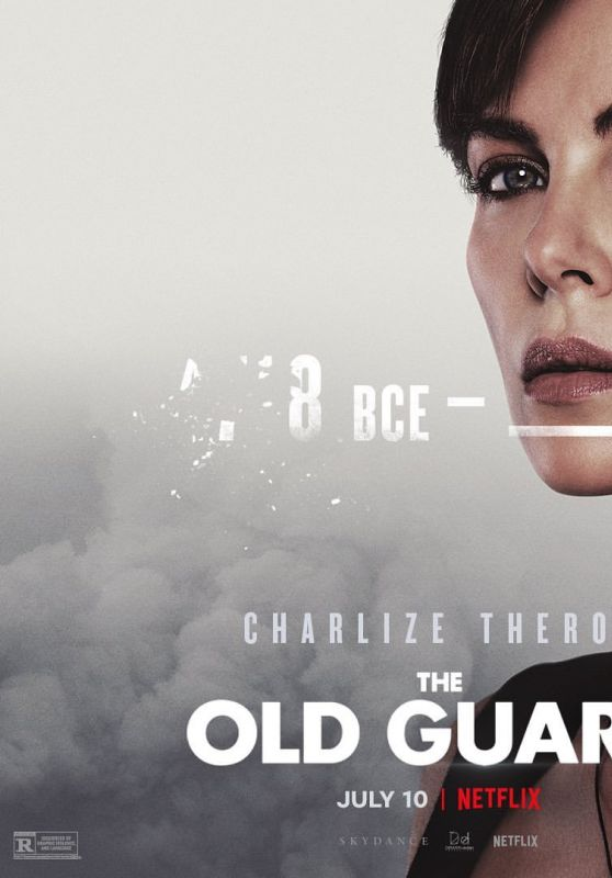 "Charlize Theron - ""The Old Guard"" Promo Poster"