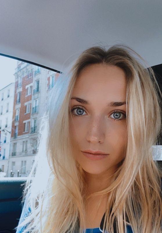 Chloé Jouannet - Social Media Photos and Videos 06/03/2020