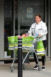 Coleen Rooney - Grocery Shopping at Waitrose Supermarket Cheshire 06/09/2020