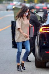Courteney Cox - Out at Dinner in Santa Monica 06/24/2020