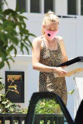 Dakota Fanning - Shopping in LA 06/19/2020