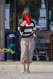 Dakota Johnson - Grocery Shopping in Malibu 06/28/2020
