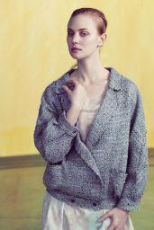 Deborah Ann Woll - Photoshoot for T Magazine August 2011