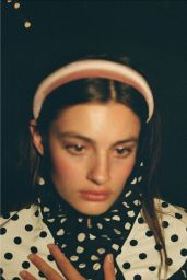 Diana Silvers - Self Portrait Series for So It Goes Magazine 2020