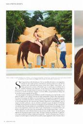 Doutzen Kroes - ¡HOLA! Fashion June 2020 Issue