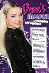 Dove Cameron - Total Girl Magazine May 2020 Issue