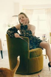 Elisabeth Moss - Interview Magazine June 2020