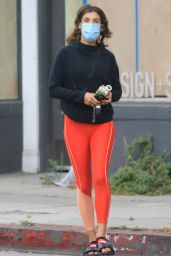 Elisabetta Canalis - Out in LA 06/24/2020