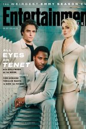 Elizabeth Debicki - Entertainment Weekly 07/01/2020 Cover and Photos