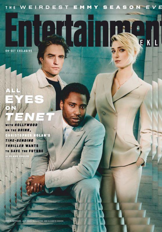 Elizabeth Debicki - Entertainment Weekly 07/01/2020 Issue