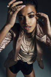 Ella Balinska - ELLE Magazine US May 2020 Photos