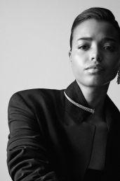 Ella Balinska - The Glass Magazine 2020
