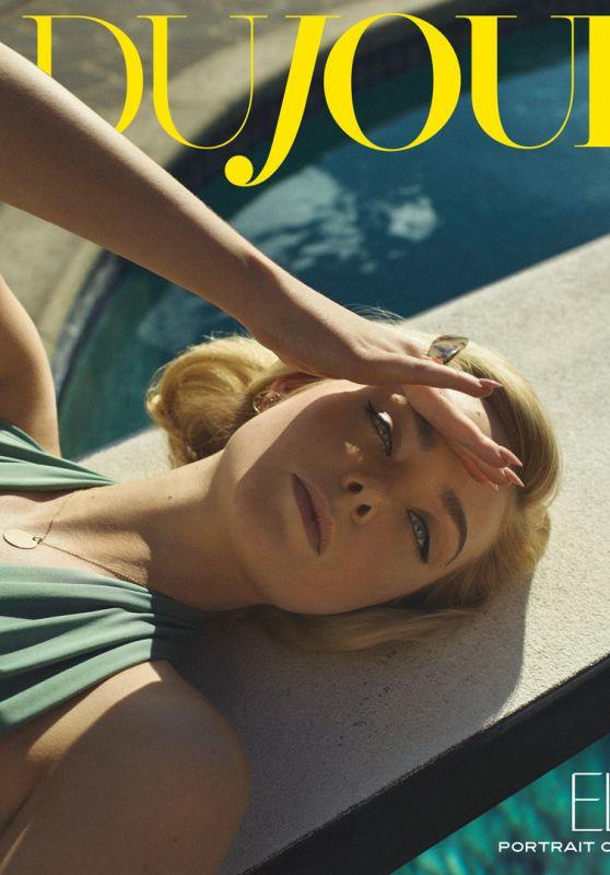 Elle Fanning - DuJour Magazine Summer 2020