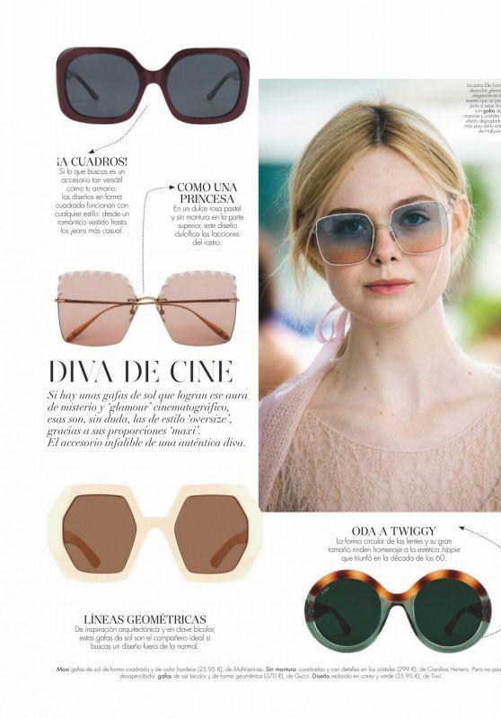Elle Fanning - ¡HOLA! Fashion June 2020 Issue