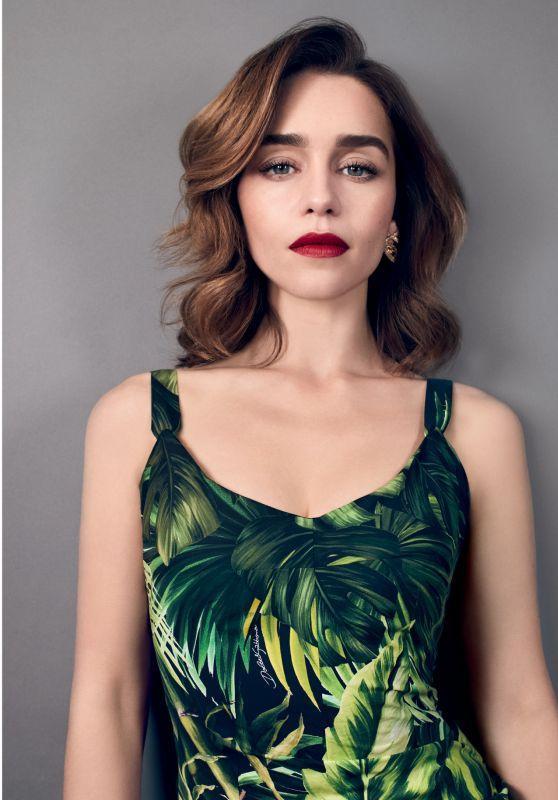 Emilia Clarke - A&E Magazine March 2020 Issue