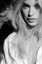 Emily Ratajkowski - Photoshoot for Kerastase June 2020