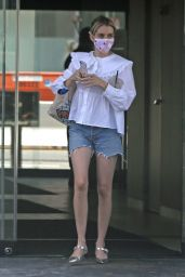 Emma Roberts - Out in Los Angeles 06/12/2020