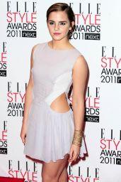 Emma Watson - Elle Style Awards 2011
