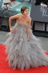 """Emma Watson - """"Harry Potter and the Deathly Hallows - Part 2"""" Premiere in London"""