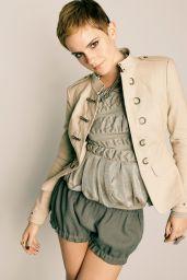 Emma Watson - Marie Claire December 2010