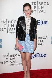 """Emma Watson - """"Struck By Lightning"""" Premiere in NYC"""