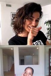 Emmanuelle Chriqui - Social Media Photos and Videos 06/13/2020