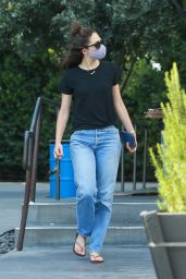 Emmy Rossum - Out in West Hollywood 06/24/2020