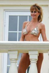 Ester Dee - Bikini Photoshoot in North London 06/17/2020