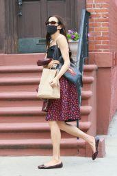Famke Janssen - Out in New York 06/15/2020