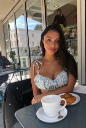 Fiona Barron - Social Media Photos 06/29/2020