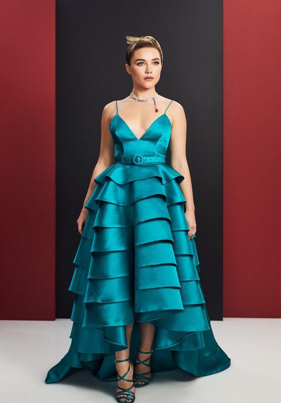 Florence Pugh - Academy Awards Portrait 2020