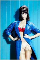 Gemma Arterton - Photoshoot for GQ UK December 2010