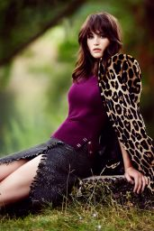 Gemma Arterton - Photoshoot for InStyle 2013