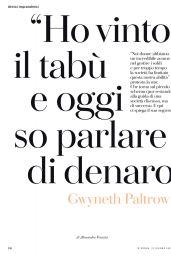 Gwyneth Paltrow - Io Donna del Corriere della Sera 06/27/2020 Issue