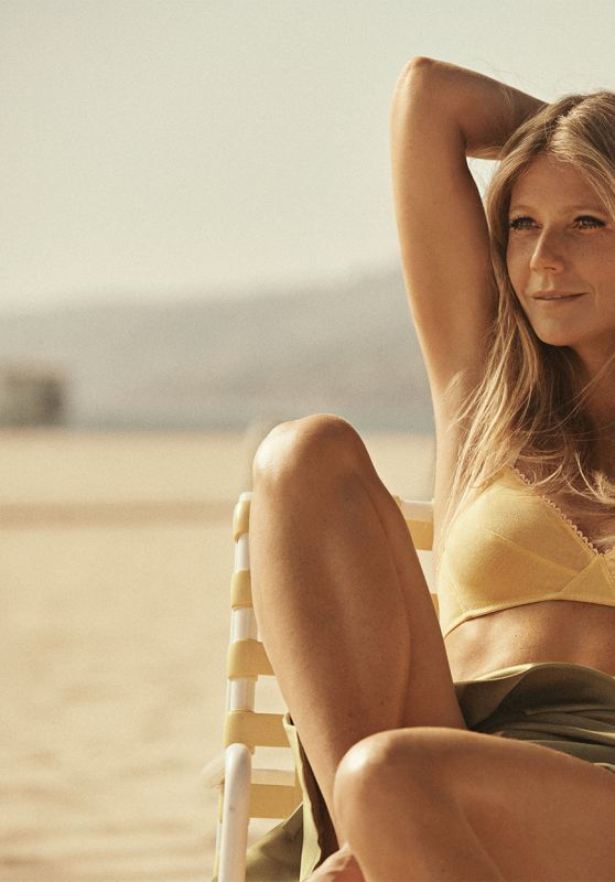 Gwyneth Paltrow - Shape US June/July 2020
