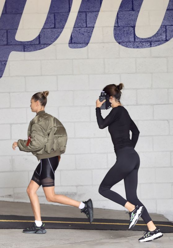 Hailey Bieber and Kendall Jenner - Out in Beverly Hills 06/17/2020
