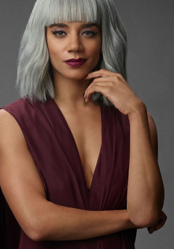 "Hannah John-Kamen - ""Brave New World"" Promo Photos 2020"