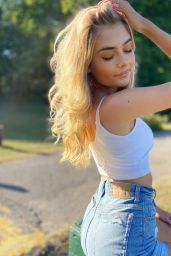 Harley Elise Chapman - Social Media Photos 06/03/2020
