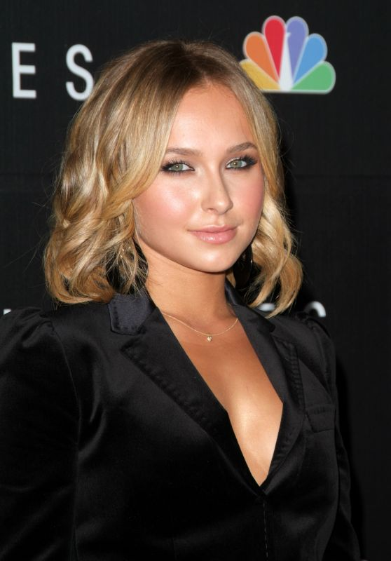 "Hayden Panettiere - ""Heroes"" Party in LA"