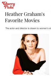 Heather Graham - Social Media Photos 06/08/2020