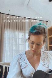 Hilary Duff - Social Media Photos 06/10/2020